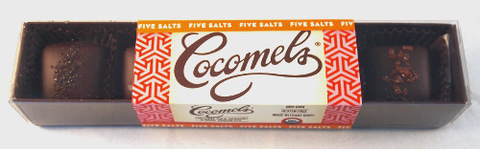JJ's Cocomels Five Salt
